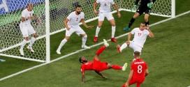 உலகக்கோப்பை கால்பந்து- துனிசியாவை  வீழ்த்தியது இங்கிலாந்து