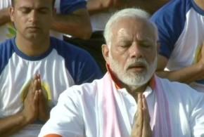 உலகம் முழுவதும் சர்வதேச யோகா தினம் கொண்டாட்டம்!!